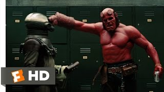 Download Hellboy 2: The Golden Army (7/10) Movie CLIP - Hellboy ″Smokes″ Johann (2008) HD Video