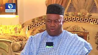 Download Real Reasons Behind My Defection To APC, Akpabio Speaks Pt.1 |Roadmap 2019| Video