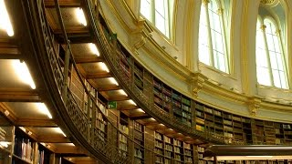 Download Ambience Sounds | British Library Reading Room Video