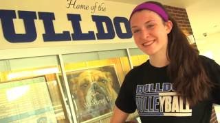 Download Dana Rettke - Riverside Brookfield Volleyball - Highlights/Interview - Sports Stars of Tomorrow Video