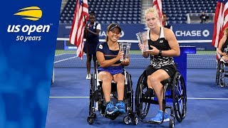 Download Womens Wheelchair Doubles Championship Point Thriller Video