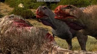 Download Carcharodontosaurus VS Aucasaurus Video
