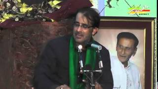 Download Maulana Abbas Irshad Naqvi | 1st Majlis Khamsa 1436 | Hukm-e-Dua Aur Ahlebait a.s. | Kazmain Lucknow Video