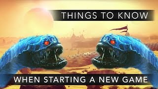 Download No Man's Sky: 10 Things To Know When Starting a New Game Video