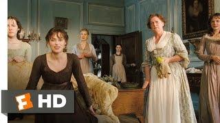 Download Pride & Prejudice (1/10) Movie CLIP - Mr. Bingley's Single (2005) HD Video