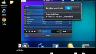Download How to install android apps on Playbook Video