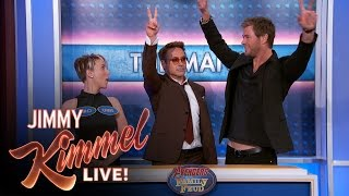 Download Avengers Family Feud Video