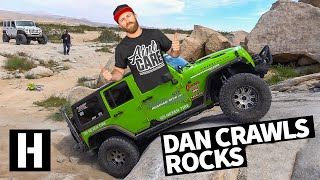 Download Rock Crawling in Someone Else's Jeeps: Danger Dan's Secret Footage! Video