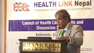 Download Lecture 1 - ″Universal Health Coverage vs. Free Health Services″ by Prof. Dr Upendra Devkota Video
