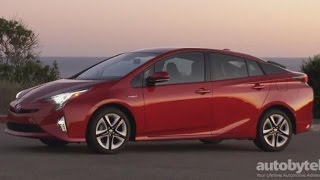 Download 10 Things You Need to Know About the 2016 Toyota Prius Hybrid Video