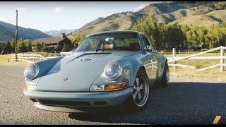 Download Driving a $500,000 Singer-Customized Porsche 911 Ruins Every Other Car Video