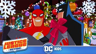 Download Justice League Action   A Bat-mas Miracle   DC Kids Video