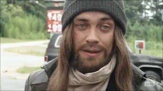 Download The Walking Dead 6x10 Daryl and Rick meet Jesus aka Paul Rovia Video