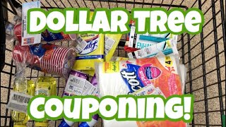 Download Dollar Tree Couponing | You'll Never Know Until You Try! | Meek's Coupon Life Video
