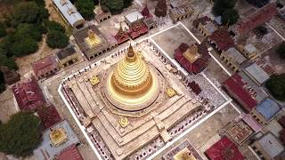 Download Myanmar, Bagan, Mandalay, Mount Popa - Mavic pro drone 4K Video