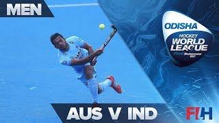 Download Australia v India - Odisha Men's Hockey World League Final - Bhubaneswar, India Video