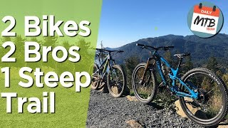 Download Could You Ride This Trail? Probably With These Bikes! Video