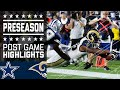 Download Cowboys vs. Rams   Game Highlights   NFL Video