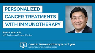 Download Personalized Cancer Treatment with Immunotherapy Video