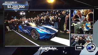 Download $2.5 Million Dollar 2017 Ford GT Barrett-Jackson Scottsdale Video