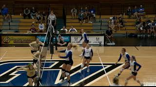 Download Volleyball vs. Tiffin Highlights Video