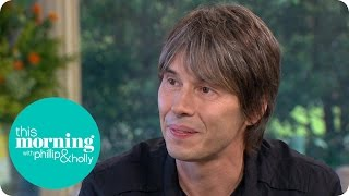 Download Brian Cox Reveals Why the Earth Is Round | This Morning Video