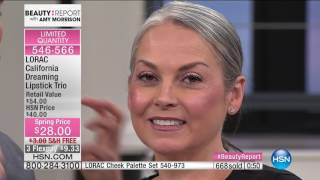 Download HSN | Beauty Report with Amy Morrison 03.23.2017 - 08 PM Video