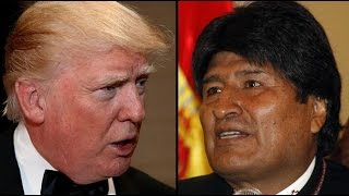 Download POTUS has 'selfish or ambitious' mentality - Bolivian Pres. to RT Video