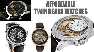 Download Affordable Dual Escapement Watches Video