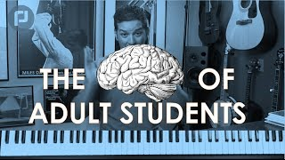 Download Adults' Piano Lesson: The Brain of An Adult Piano Student Video