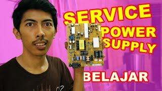 Download Belajar Memperbaiki Power Supply VLOG14 Video