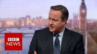 Download Cameron warns leaving EU is a 'step into the dark' - BBC News Video