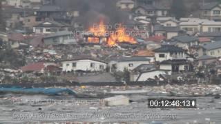 Download Otsuchi Japan Tsunami 2011 stock footage shot by an American Video