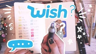 Download Testing Out *Wish* Art Supplies o o Video