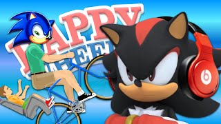 Download SHADOW Let's Play: Happy Wheels // Sonic Levels Video