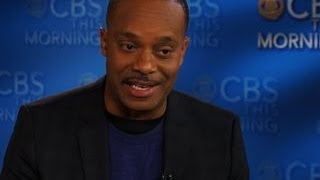 Download ″NCIS″ star Rocky Carroll on storytelling and the show's new characters Video