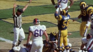 Download Flashback: Rams Score 3 SAFETIES in ONE QUARTER vs The Giants in 1984 Video