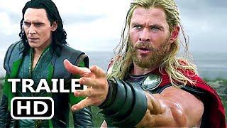 Download THOR RAGNAROK ″Hela Destroys Mjölnir″ Movie Clip Trailer (2017) Thor 3 Best Scene, Marvel Movie HD Video
