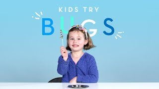 Download Kids Try Bugs | Kids Try | HiHo Kids Video