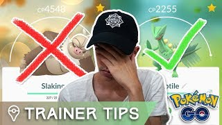 Download WATCH BEFORE YOU WASTE STARDUST!! THE ONLY GEN 3 POKÉMON WORTH POWERING UP IN POKÉMON GO Video