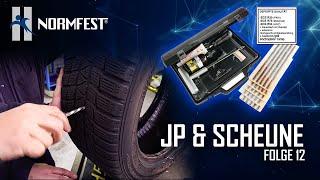 Download Folge 12 mit JP & Scheune: Loch im Reifen - Jetzt wird geflickt! Video