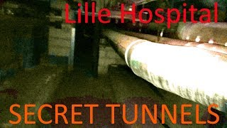 Download URBEX - Lille Hospital tunnels (France) Video