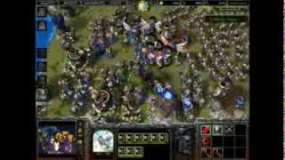Download Warcraft 3 - World War 3 ( multiplayer ) Video