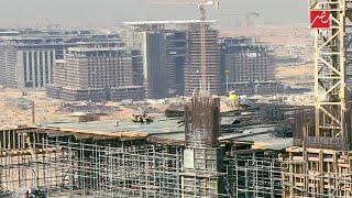 Download ″الحكاية″ يرصد الإنشاءات ومراحل تنفيذ مشروعات العاصمة الإدارية الجديدة Video