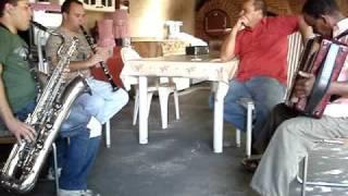 Download Tocata Sax Barítono 13/09/2009 - Hino 138 Video