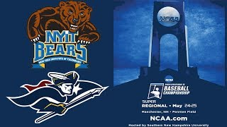 Download SNHU v NYIT - NCAA Division II Baseball East Super Regional Video