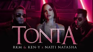 Download Rkm & Ken-Y ❌ Natti Natasha - Tonta Video