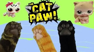 Download Fun Kitty Cat Paw Joke Gift Toy Review Unboxing Play Pretend Animal Playing Video
