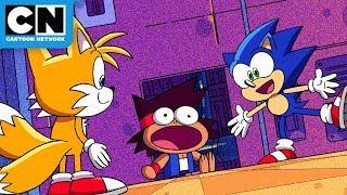 Download KO Meets Sonic The Hedgehog! | OK K.O.! Let's Be Heroes Video