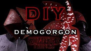 Download Stranger Things - How To Make Demogorgon Mask Video